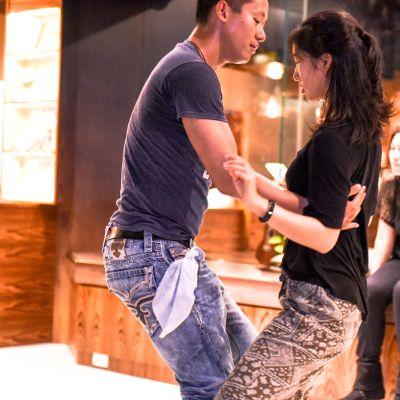 스윙 함께 춤춰요!