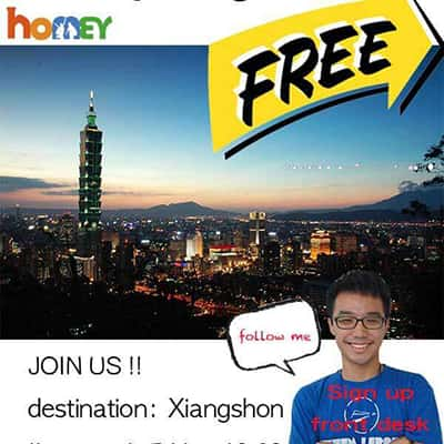 Free Hiking Tour Every Friday.